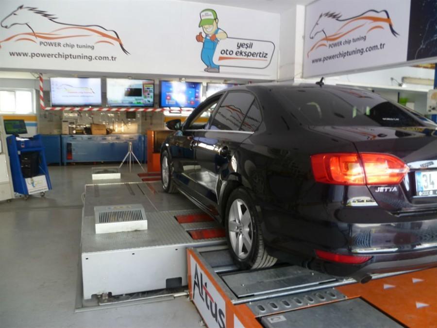 2.el araç Fren test ekspertizinin önemi.