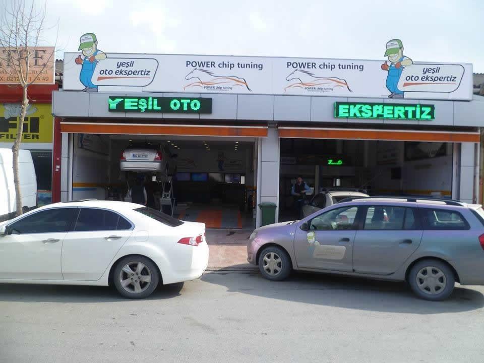 İstanbul Yeşil Oto Ekspertiz Firması